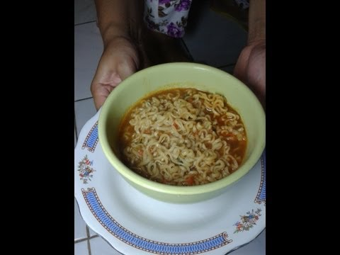 Cara Membuat Mie Ramen Jepang di Rumah l How to Make Japanese Ramen Noodles at Home