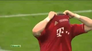 [HD] Chelsea Vs Bayern Munich Penalty Shootout -  Champions League Final 2012