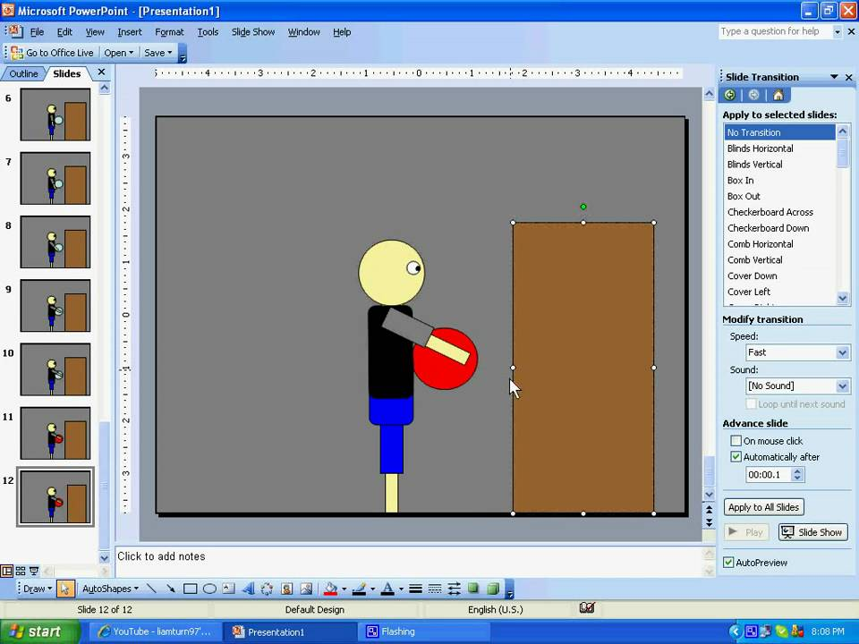 how to make a powerpoint animation   tutorial