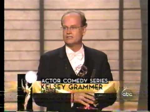 Kelsey Grammer wins 2004 Emmy Award for Lead Actor in a Comedy Series