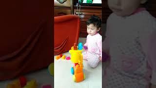 Bebé con poca paciencia