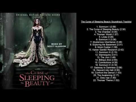 The Curse of Sleeping Beauty Soundtrack Tracklist