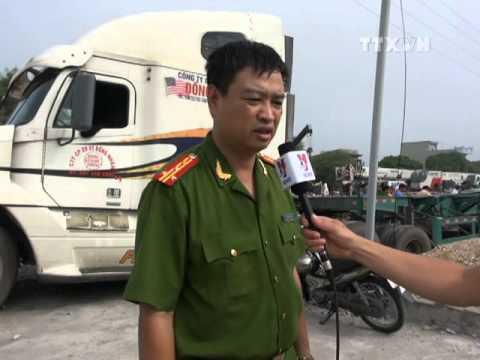 Xác định nguyên nhân ban đầu vụ tai nạn đường sắt ở Nam Định