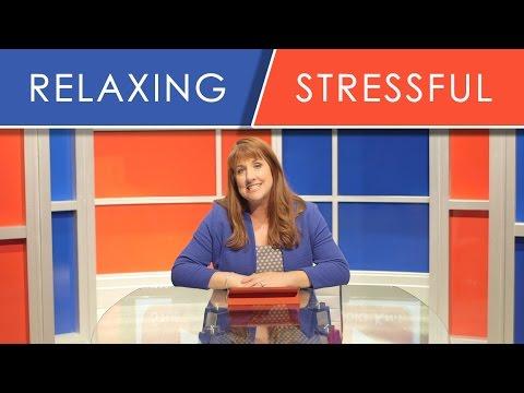Knitting Debate: Relaxing vs Stressful #VoteIRL