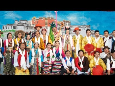 Tibetan Opera to be Performed at Emory