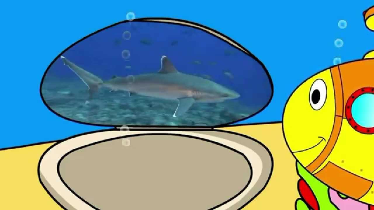 мультики про подводная лодка для детей