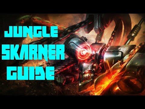 League of Legends - Jungle Skarner Guide