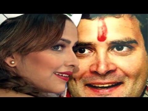 Nana Chatekar CATCHES Rahul Gandhi RED HANDED