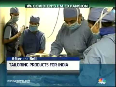 Covidien invests $28mn in R&D to set up base in India