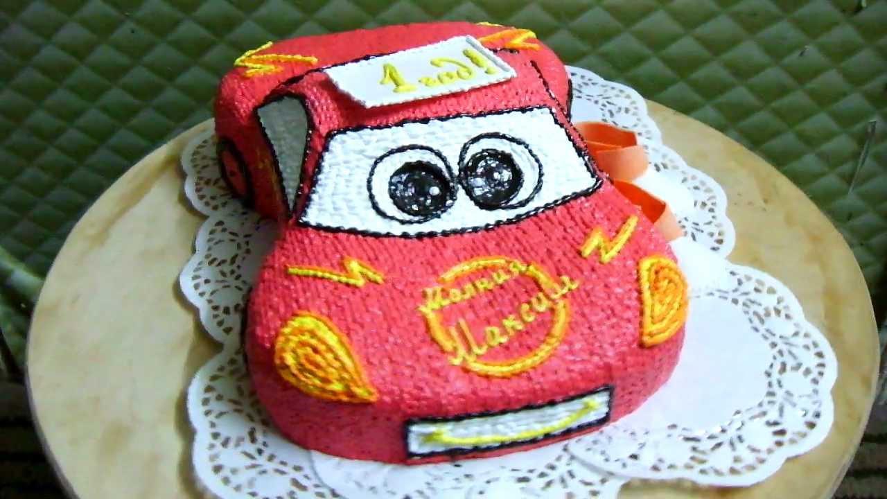 Торт с кремом домашний рецепт с фото пошагово