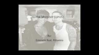The Monster Lyrics Eminem And Rihanna Clean Version