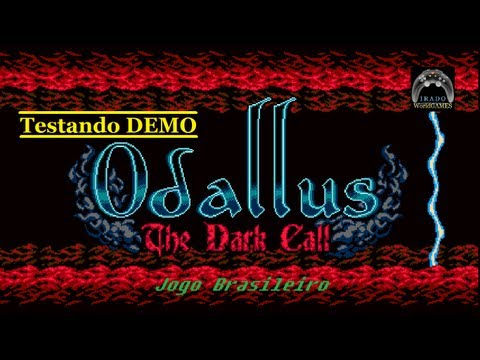 Odallus The Dark Call Projeto na IndieGOGO Testando DEMO