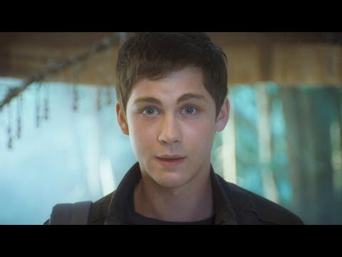 Percy Jackson: Sea of Monsters Trailer - Logan Lerman, Nathan Fillion