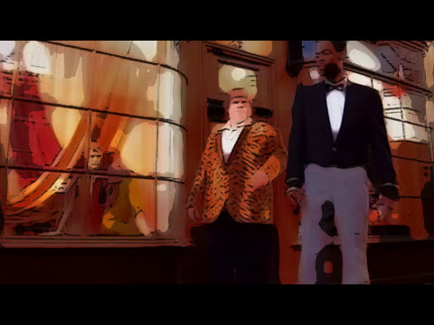 Daft Punk ft. Pharrell Williams - Lose Yourself to Dance (Chris Farley Dance Mash-Up) + lyrics 1080P
