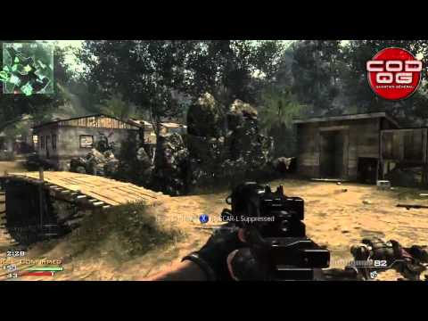 "[VILLAGE] Modern warfare 3 Multiplayer Gameplay MW3  ""Kill Confirmed"" Mode"