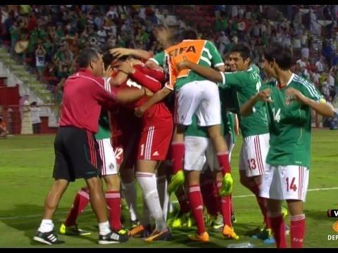 Hình ảnh trong video Penales del partido Brasil vs México de los