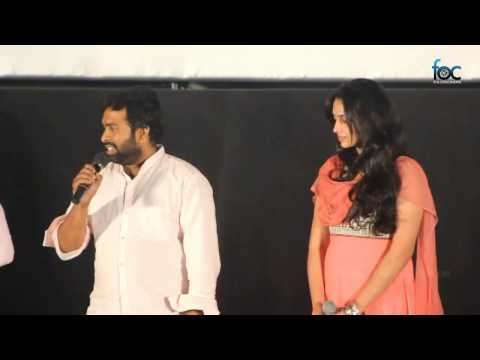 Santhosh Narayanan, Attakathi Dinesh & Cuckoo Team Speech