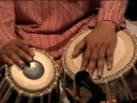 Tabla Lesson 4 with Debu Nayak - Kaida