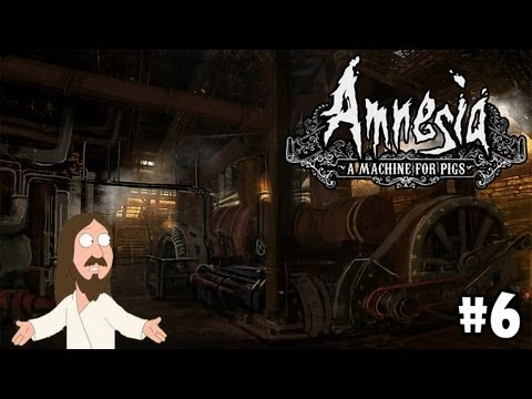 Amnesia: A Machine For Pigs - LA IGLESIA SATANICA - Parte 6