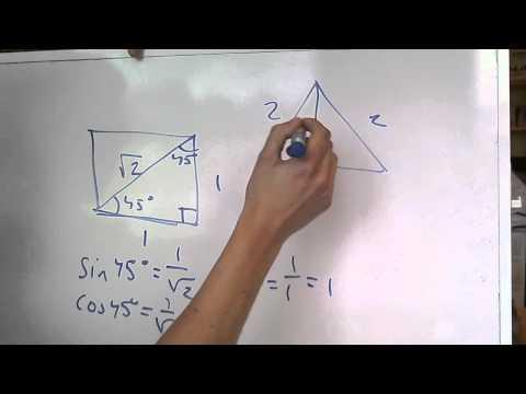 liksidig triangel