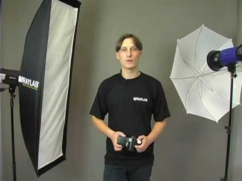 Основы работы со студийным освещением от Raylab. Выпуск 2