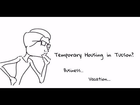 Temporary Housing Tucson - (520) 940-3025