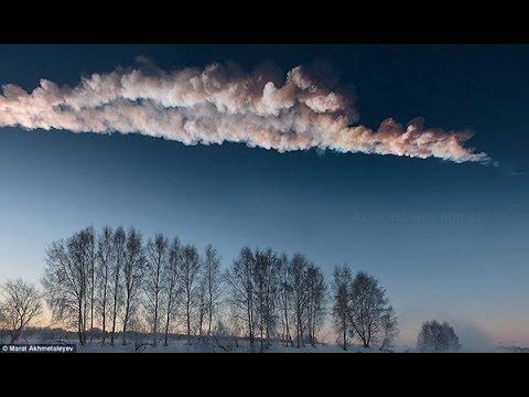 Las consecuencias del meteorito de Chelyabinsk vistas por el satélite NPP