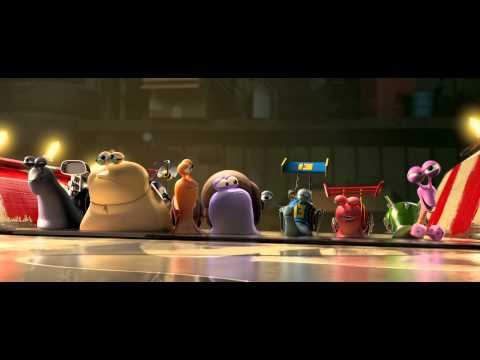 "TURBO - ""Snail Race"" Official Clip"