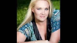 Beautiful Plus Size Model Danielle Line