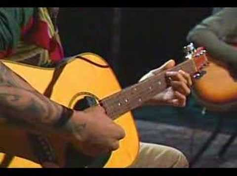 Thumbnail of video Ben Harper & Jack Johnson -  Please Me Like You Want To
