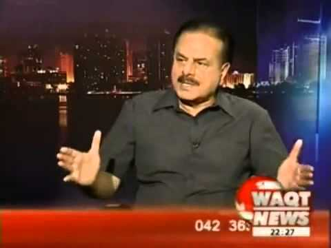 Gen. Hamid Gul's views on Afghan War and the role of Pakistan