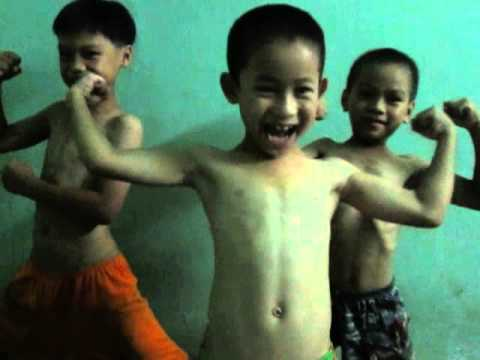 3 Anh em siêu nhân Phong Điền - Thừa Thiên Huế 2013