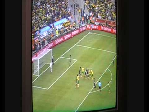 South Africa Vs Mexico (1-1) All goals & Highlights. 11/6/10 (WC2010)