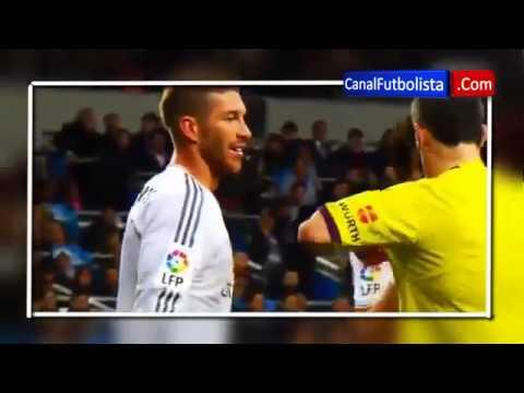 El Clásico de Undiano Mallenco   Madrid 3 Barcelona 4 2014