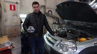 Ставим турбину на Chevrolet Niva Антон Воротников.