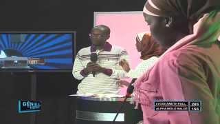 Génies en Herbe | Alpha Molo  Baldé VS Lycée Ahmed Fall