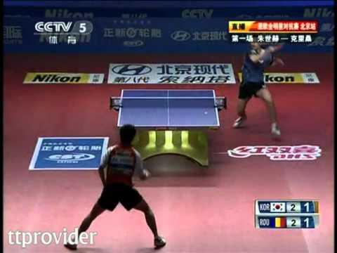 Asia vs. Europe 2011: Joo Se Hyuk-Adrian Crisan