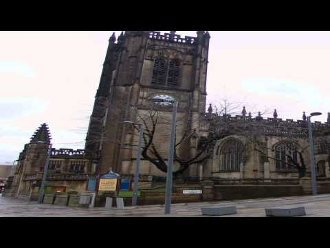 Manchester Cathedral Radcliffe Lancashire