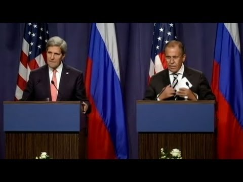 America, Russia Agree on Syrian Chemical Weapons Deal