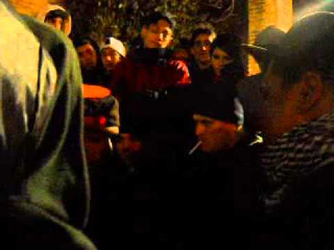 COQEÉ FLOW vs SONY | (Semi Final) Al-Kaeda Freestyle - 8ª Edición