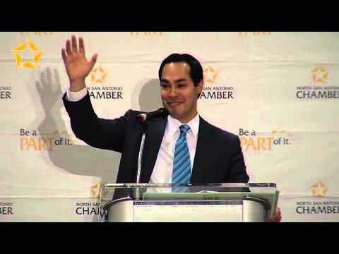 The North San Antonio Chamber presents: The Mayor's Vision for San Antonio 2013