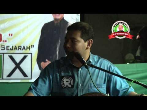 Kenapa rakyat Terengganu perlu 16:16 - Rafizi