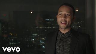 John Legend – VEVO News Interview