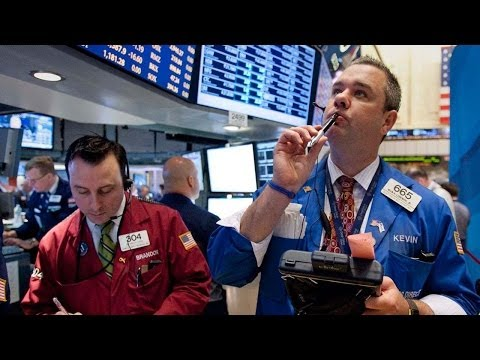 Markets Mixed: Poor Economic Data Weighs Against Biotech Mega-Deal