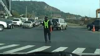 El mejor policía de tráfico