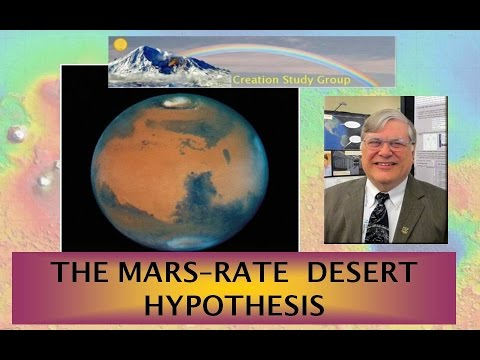 The Mars-Rate Desert Hypothesis