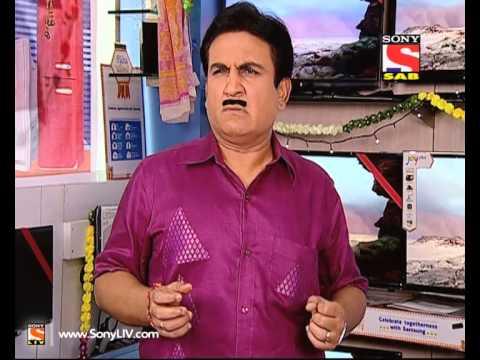 Taarak Mehta Ka Ooltah Chashmah - तारक मेहता - Episode 1508 - 29th September 2014