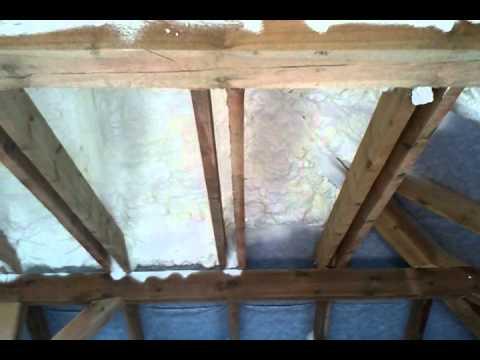 Ocieplanie, izolacja termiczna pianką