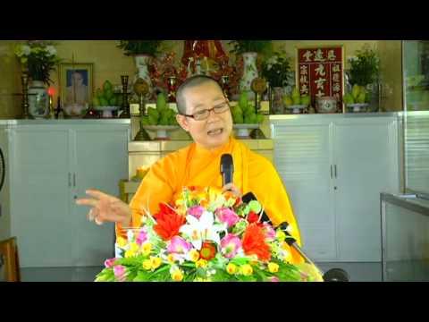 Nghiệp Cũ Nghiệp Mới Sư Cô Thích Nữ Phụng Liên giảng Tịnh Xá Ngọc Hải