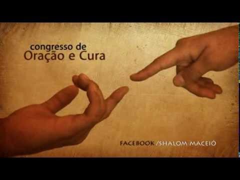 CONGRESSO DE ORAÇÃO E CURA - MACEIÓ